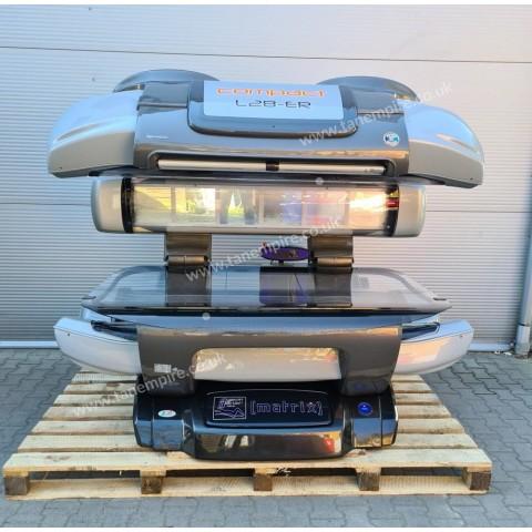 Sunbed Isoitalia Matrix Compact L28 ER