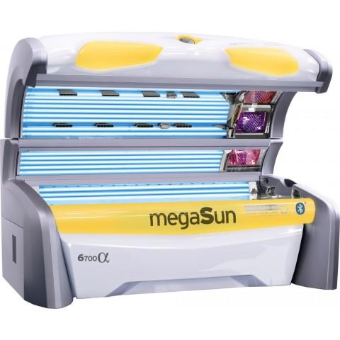 Sunbed megaSun 6700 Alpha