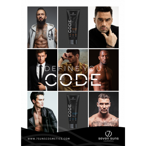 Poster CODE 7suns B1