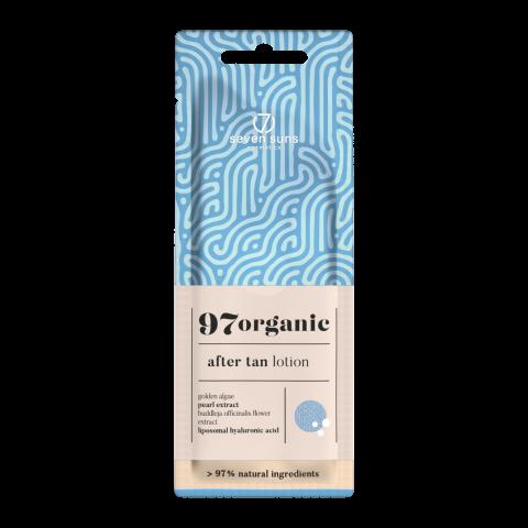 97organic - after tan 15ml