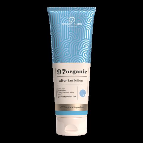 97organic - after tan 250 ml
