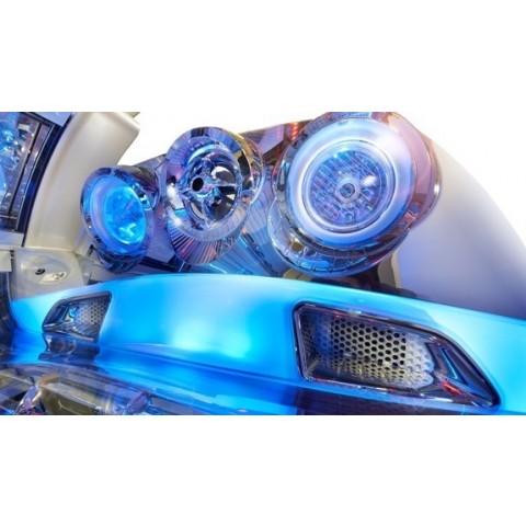 Solarium megaSun 8000 alpha hybridSun