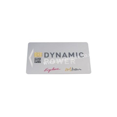 Chipcard Ergoline Dynamic Power