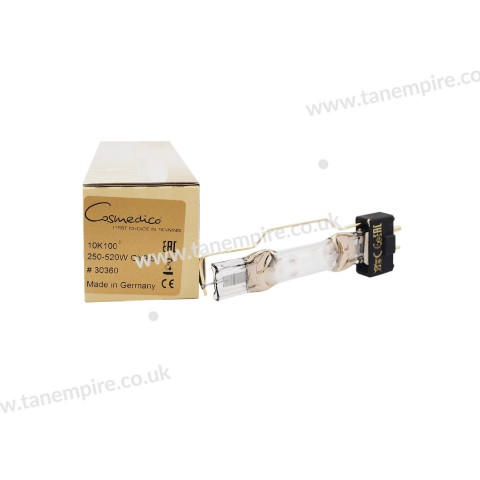 Cosmedico 10K100 250-520 GY 9.5 Tanning lamp