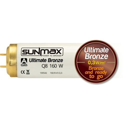 Sunmax A-Class Ultimate Bronze 160 W Q8 Tanning lamp