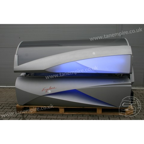 Sunbed Ergoline Affinity 660 Dynamic Power