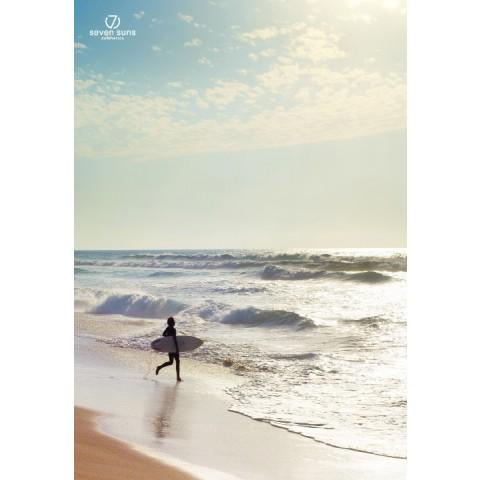 7suns Poster B1 Surfer