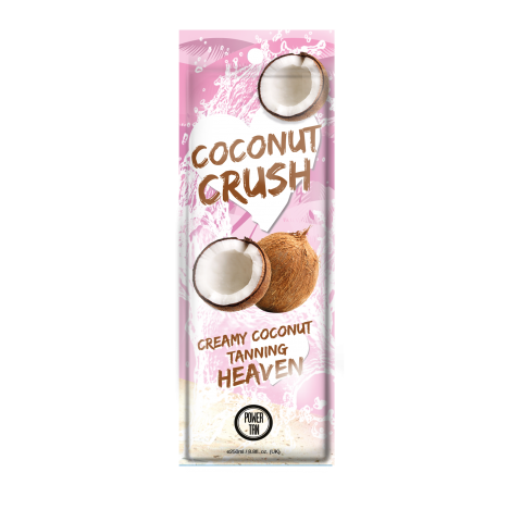 Power Tan Coconut Crush 20ml Tanning accelerator