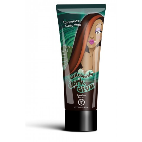 Power Tan Deliciously Dark Diva 250ml Bronzer