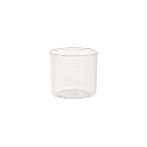 Lotion portioning cups 100 psc.