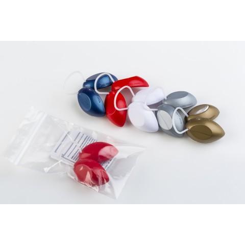 ECO1 goggles - silver