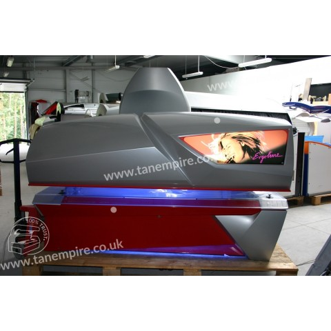 Sunbed Ergoline Advantage 400 Turbo Power
