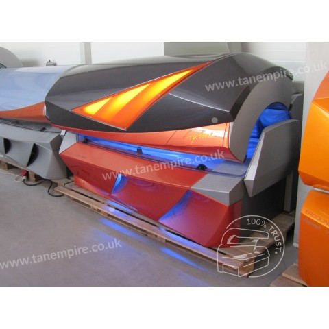 Solarium Ergoline Evolution 660 Smart Power