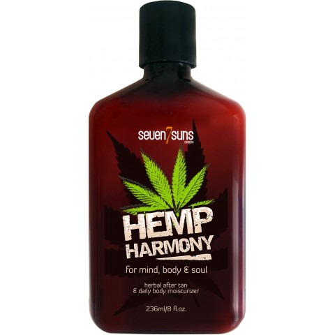 7suns Hemp Harmony Body Lotion 236ml After tan lotion