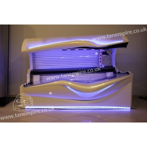 Solarium Ergoline Avantgarde 600 Turbo Power White Led