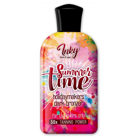 Inky Summer Time 150ml Dark bronzer