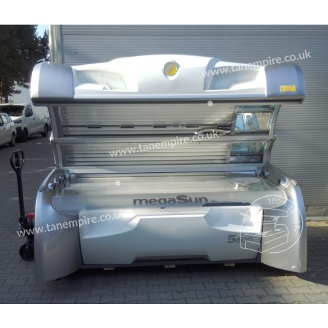 Sunbed KBL megasun 5800 Ultra Power CPI