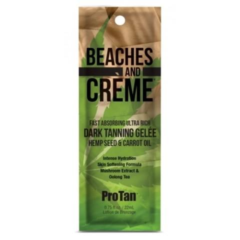 Pro Tan Beaches & Cremé Gelee 22 ml