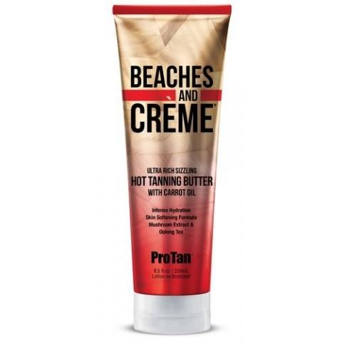 ProTan Beaches & Crème Sizzling Butter 250 ml