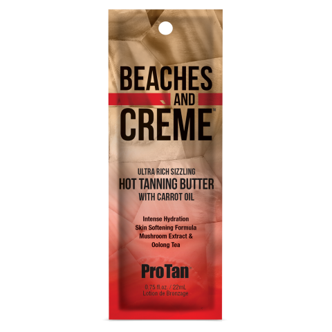 ProTan Beaches & Crème Sizzling Butter 22 ml