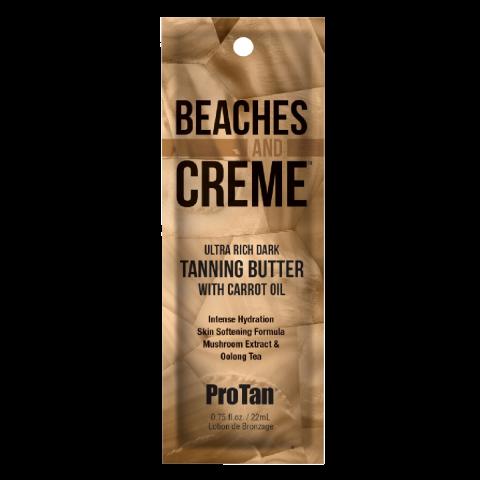 ProTan Beaches & Crème 22ml Tanning butter