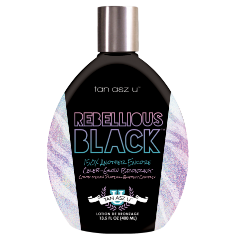 Tan Asz U Rebellious Black 400ml Bronzer