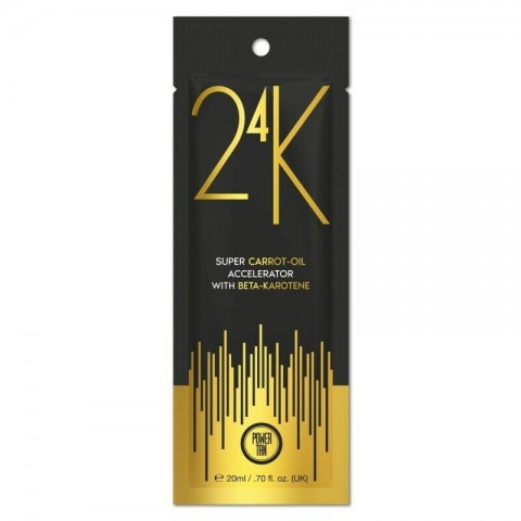 Power Tan 24K 20ml Super Carrot-oil Accelerator