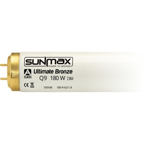 Sunmax A-Class Ultimate Bronze 180 W Q9 2m Tanning lamp