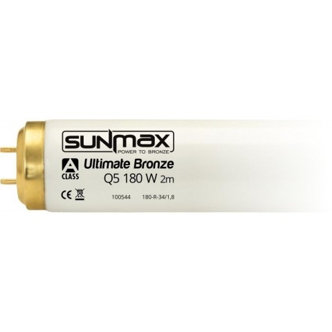 Sunmax A-Class Ultimate Bronze 180 W Q5 2m Tanning lamp