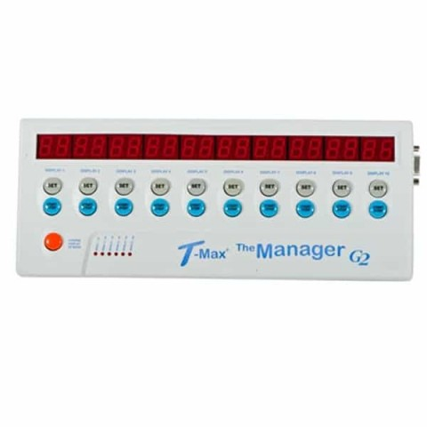 Sunbed controller T-Max Manager G2