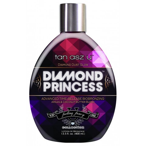 Tan Asz U Diamond Princess 400ml Bronzer