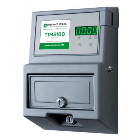 Coin token meter TIM3100