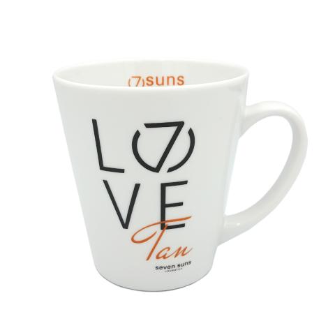 7Suns LOVE Tan cup