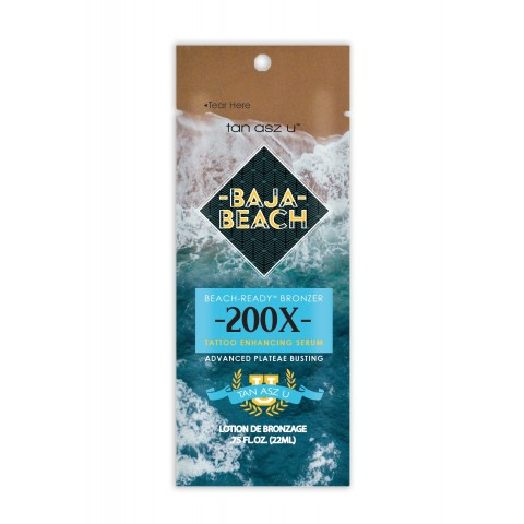 Tan Asz U Baja Beach 200X Beach-Ready™ Bronzer 22ml