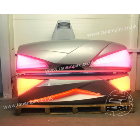 Solarium Ergoline Inspiration 500 Smart Performance Twin Power