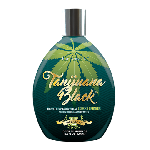 Tan Asz U Tanijuana Black 400ml Bronzer