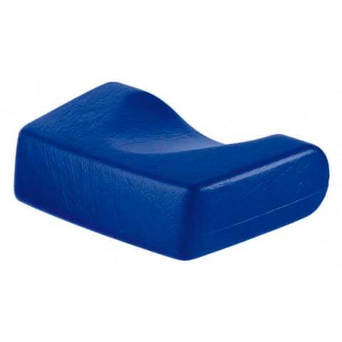 Soft headrest - navy blue