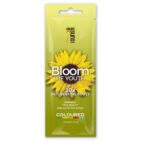 7suns Bloom Of Youth 15ml Tanning accelerator