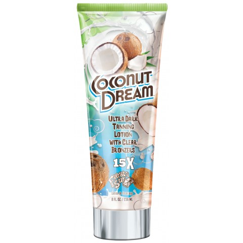 Fiesta Sun Coconut Dream 236ml Tanning lotion