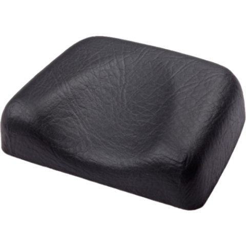 Soft headrest- black