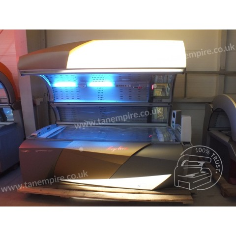 Sunbed Ergoline Prestige 990 Dynamic Power