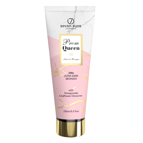 7suns Prom Queen 200X Ultra dark bronzer 250ml