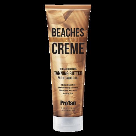 ProTan Beaches & Crème 250ml Tanning butter