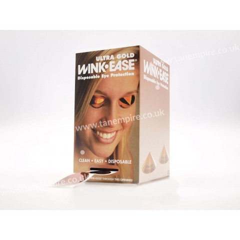 Disposable Eye Protection Wink Ease Ultra Gold - 600 pcs