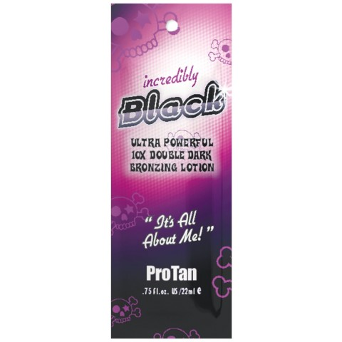 ProTan Incredibly Black 22ml Bronzer