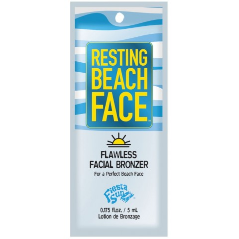 Fiesta Sun Resting Beach Face 5ml Bronzer