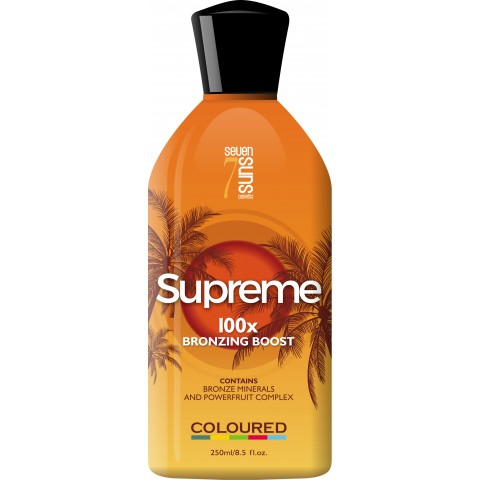 7suns Supreme 250ml Bronzer