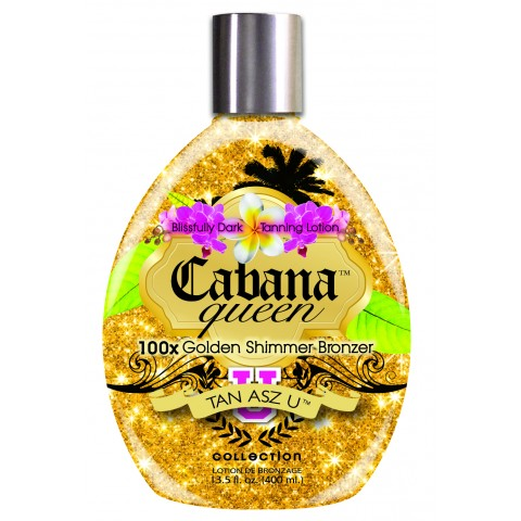 Tan Asz U Cabana Queen 400ml Bronzer