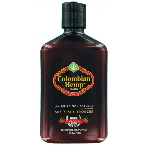 Tan Asz U Colombian Hemp 50x 237ml Bronzer
