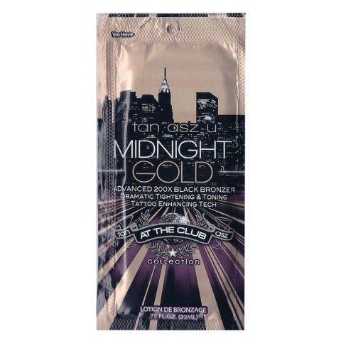 Tan Asz U Midnight Gold 22ml Bronzer